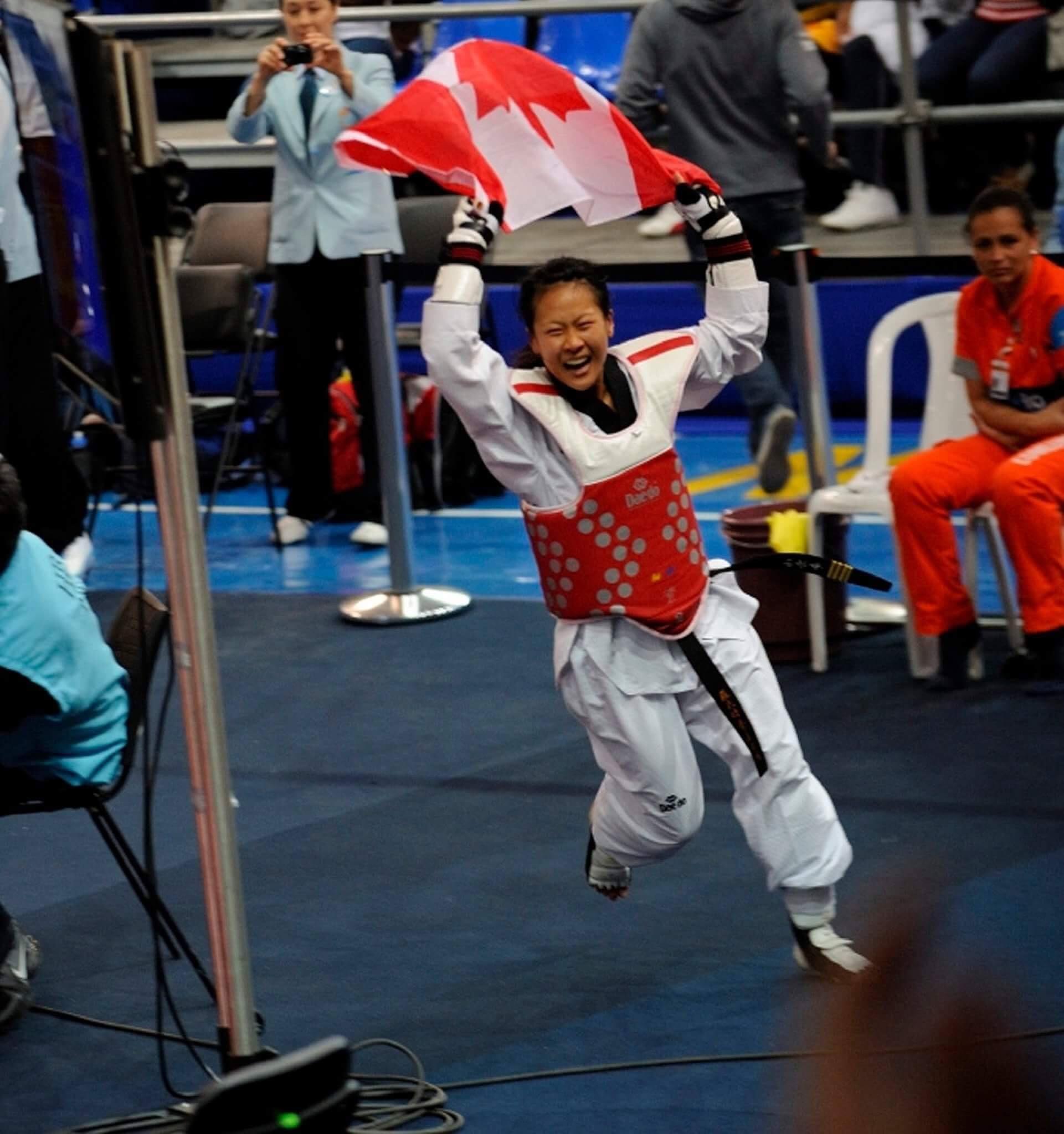 Taekwondo Canada Athletes Yvette Yong